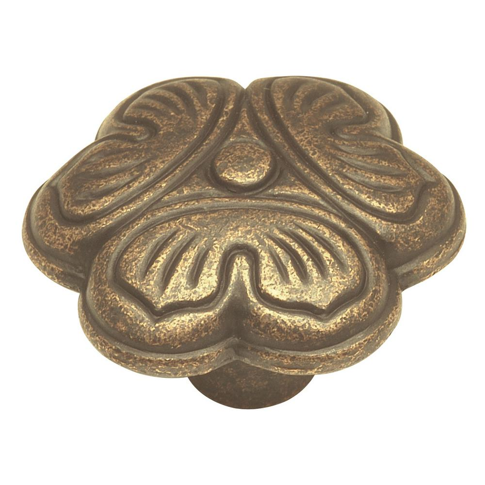 Palmetto 1-1/4 in. Windover Antique Cabinet Knob