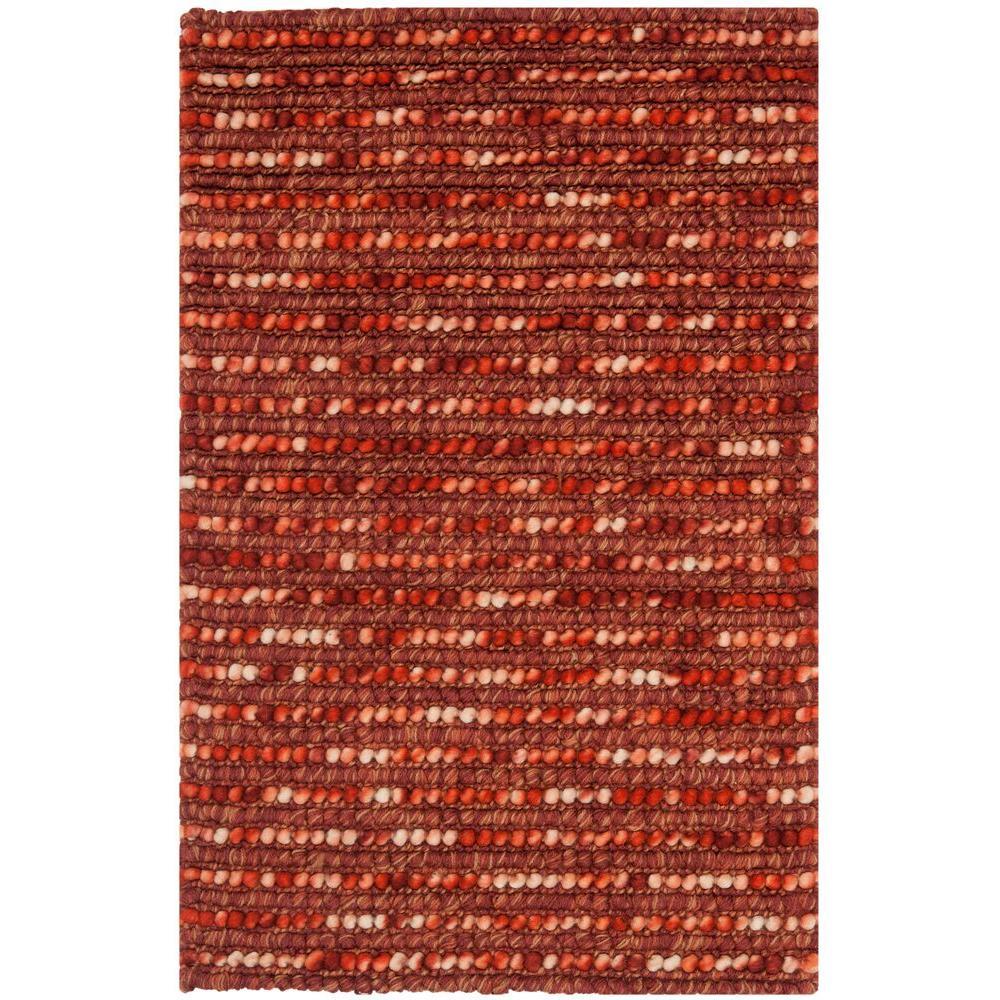 Bohemian Rust/Multi 8 ft. x 10 ft. Area Rug
