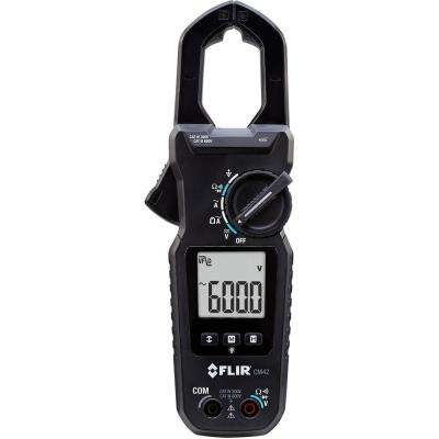 Professional 400 Amp True RMS ClAmp Meter with Accu-Tip