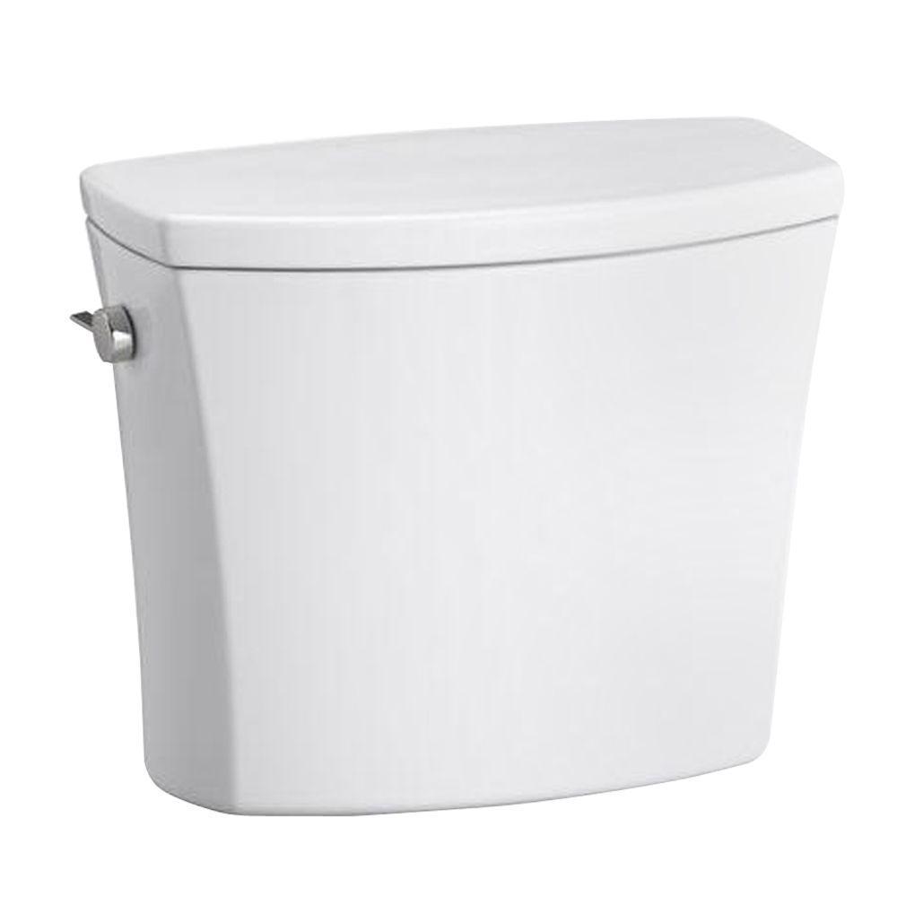 Kelston 1.6 GPF Single Flush Toilet Tank Only with AquaPiston Flushing Technology in White