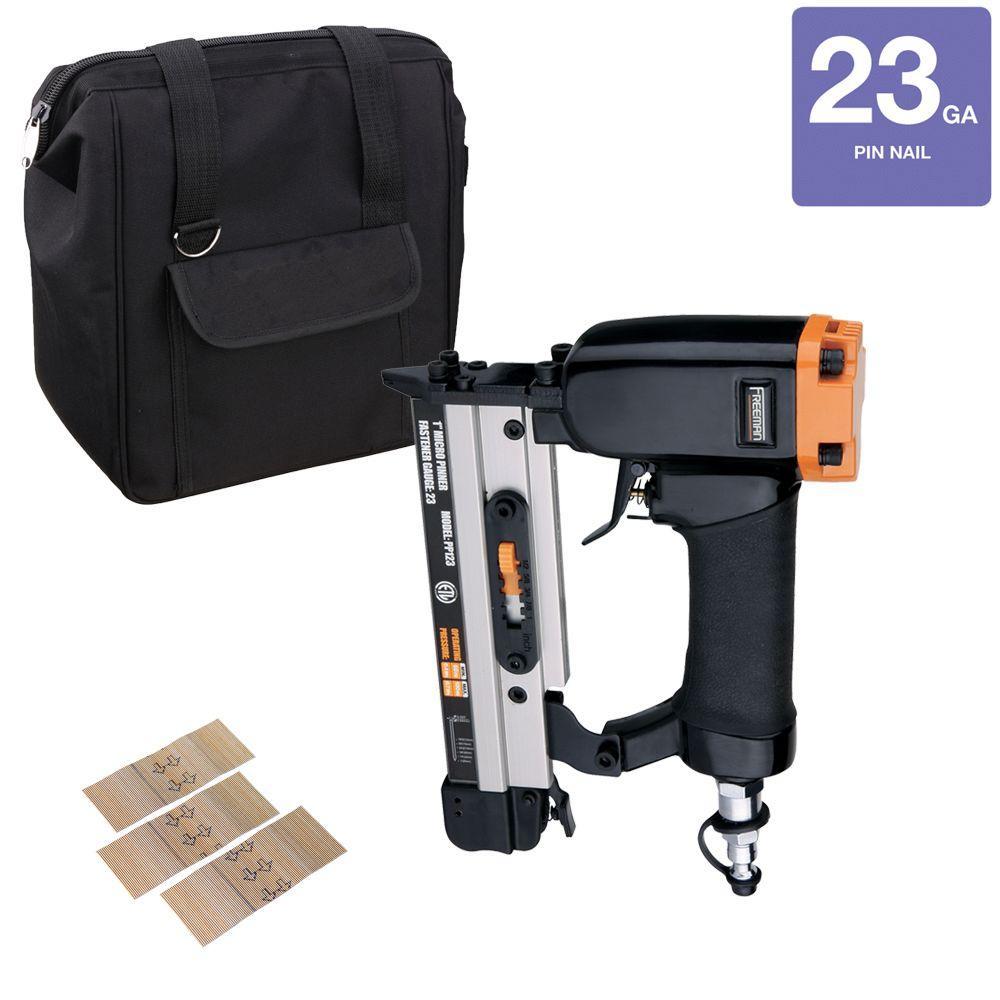 Freeman Professional Pin Nailer Kit