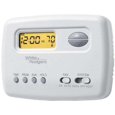 Single Stage Digital 5/2 Day Programmable Thermostat