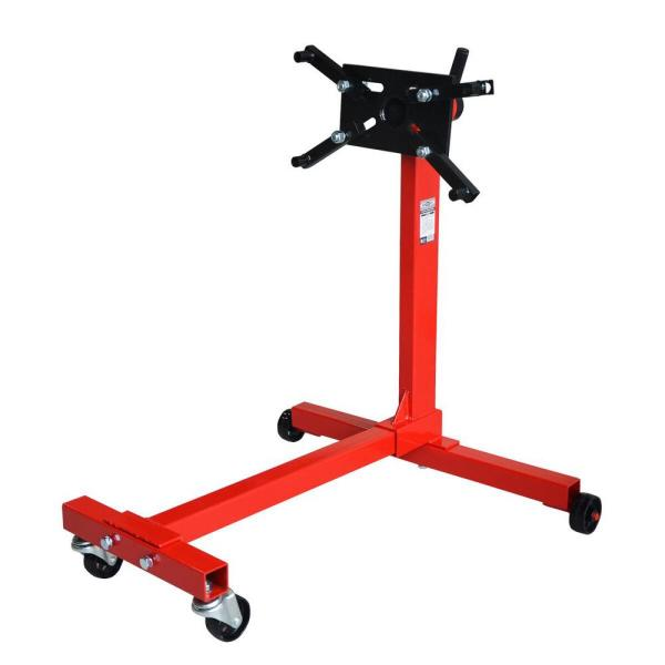 Professional 1000 Lb. Shop Engine Stand