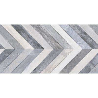 Velocity Rate Matte 17.4 in. x 35.04 in. Porcelain Floor and Wall Tile (8.468 sq. ft. / case)
