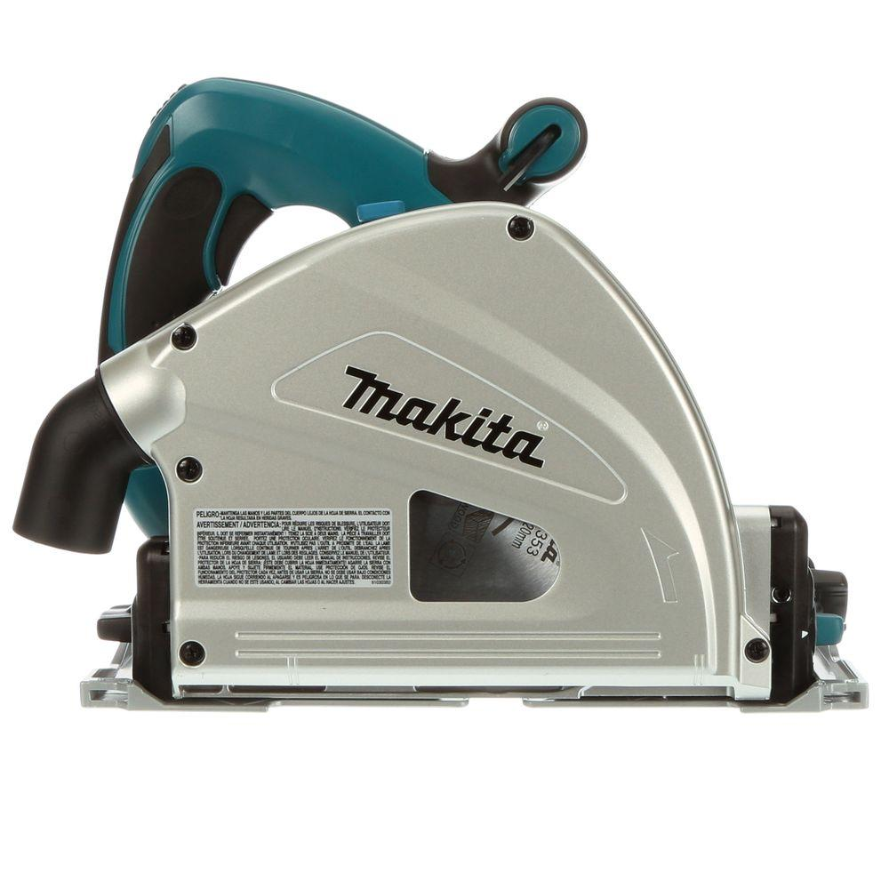 Makita 12 amp 6 12 in plunge circular saw sp6000j the home depot makita 12 amp 6 12 in plunge circular saw greentooth Images