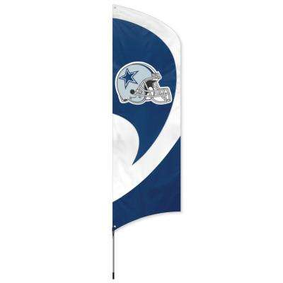 Dallas Cowboys Tall Team Flag