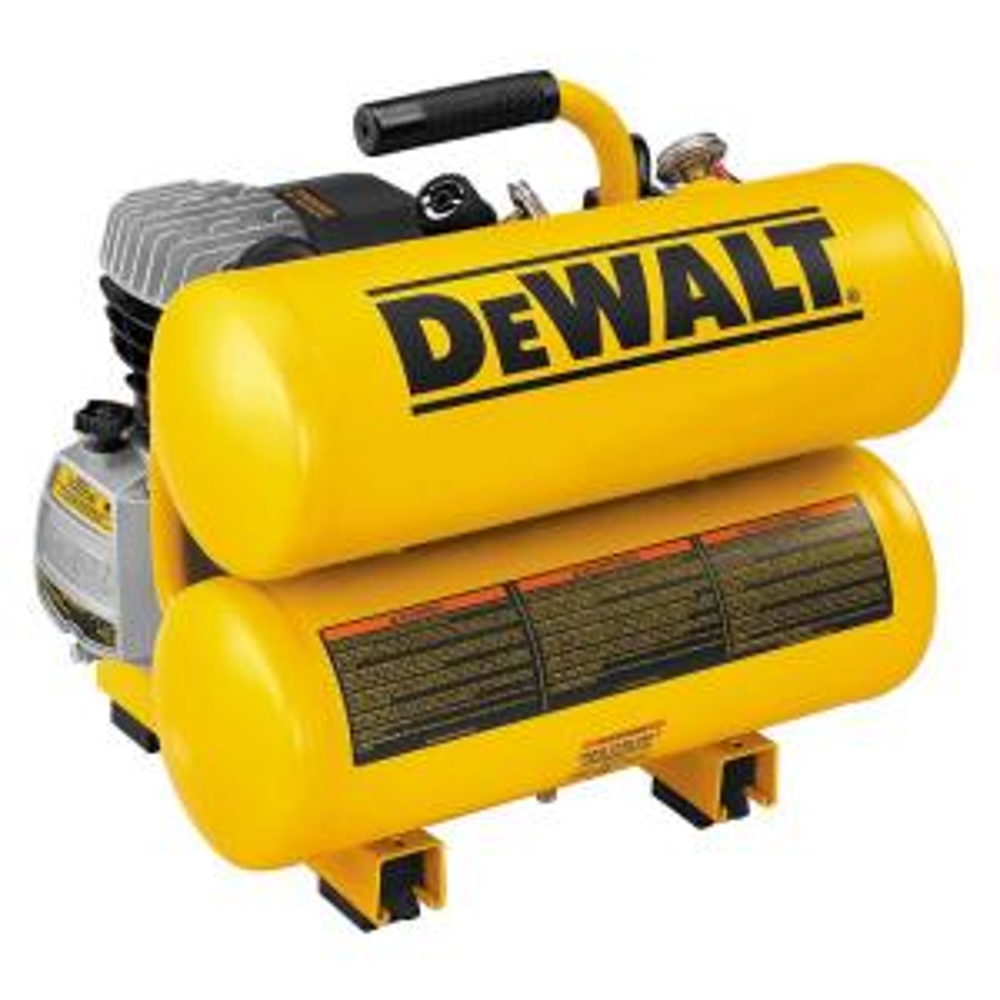Dewalt 4 Gal. Portable Electric Air Compressor by DEWALT