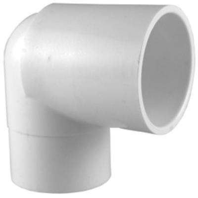 3/4 in. PVC Sch. 40 90-Degree Spigot x S Street Elbow