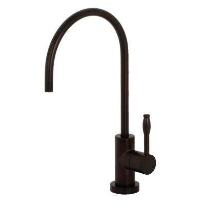 Replacement Drinking Water Single-Handle Beverage Faucet in Oil Rubbed Bronze for Filtration Systems