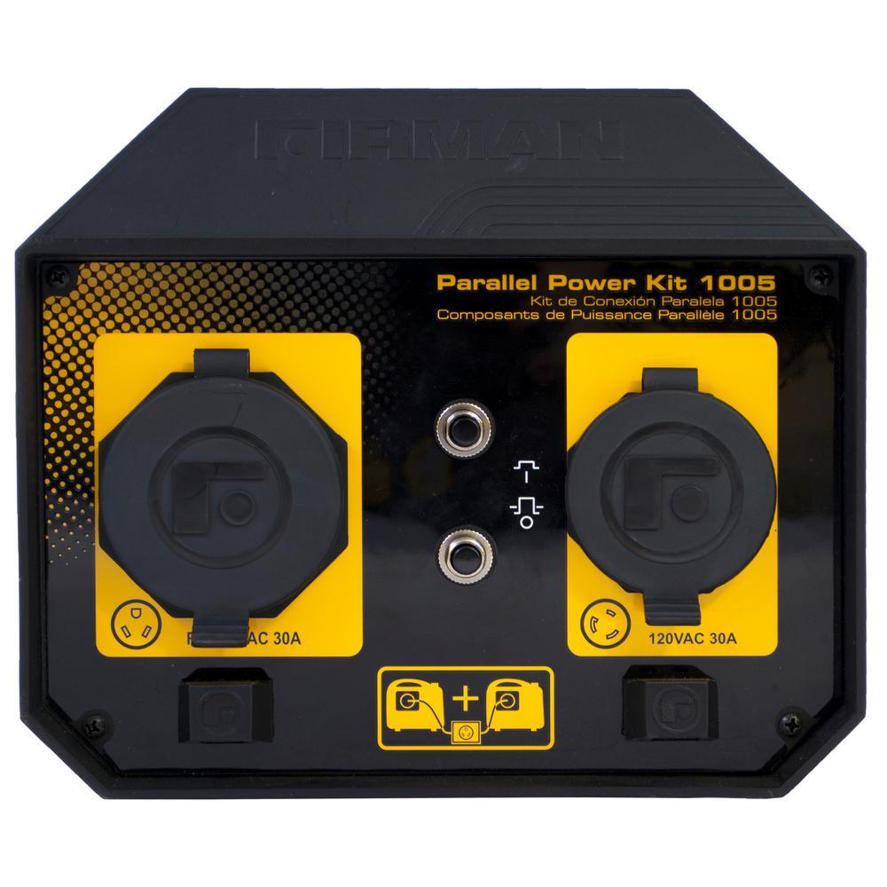 Firman Inverter Portable Generator Parallel Kit Fg1005