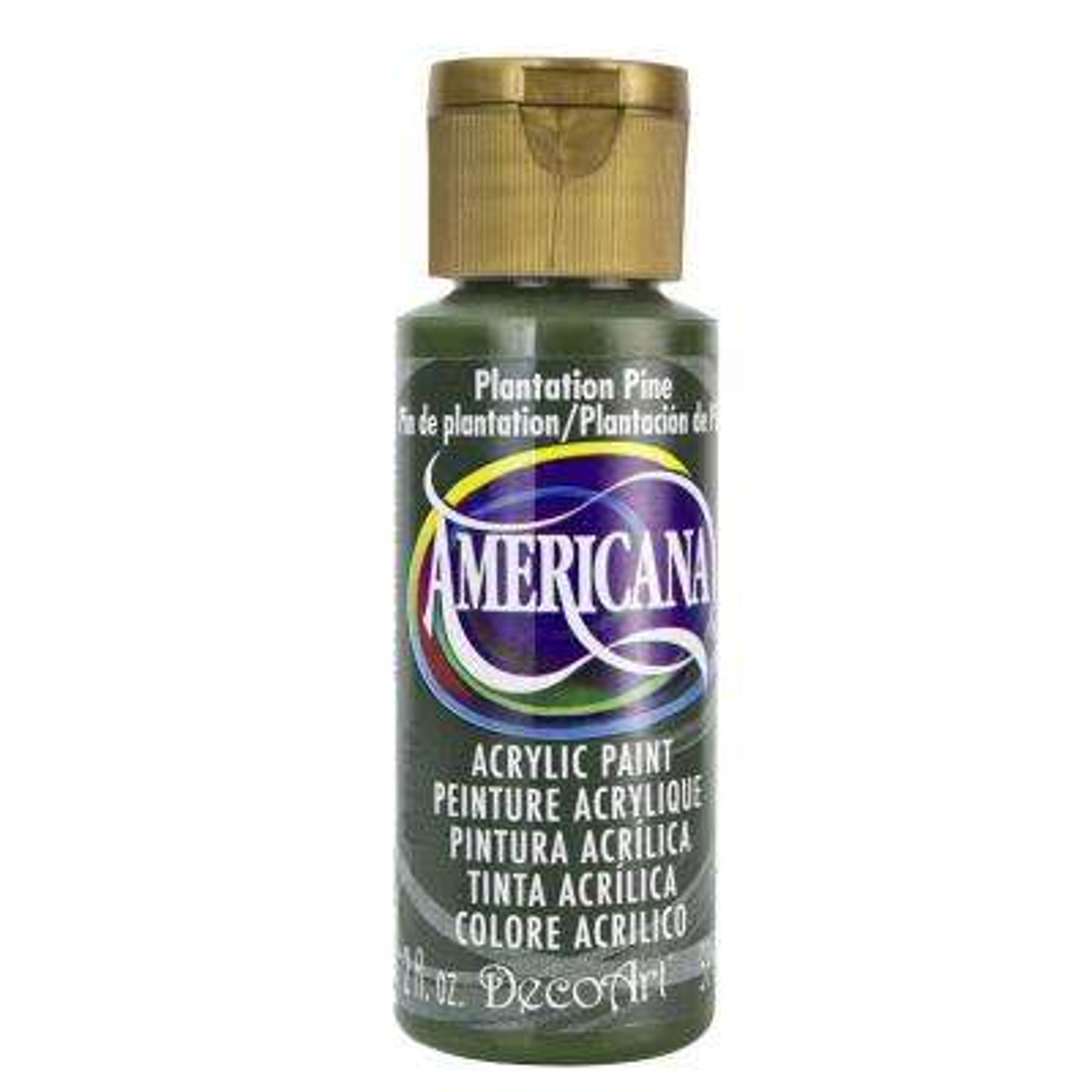 Americana 2 oz. Plantation Pine Acrylic Paint