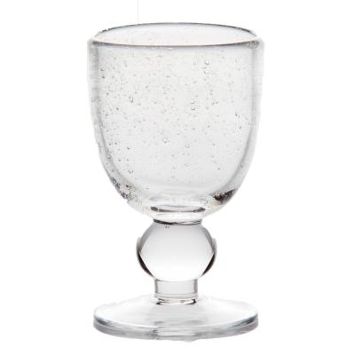 10 oz. 3.5 in. D x 6 in. H St. Remy Bubble Water Glass (Set of 4)
