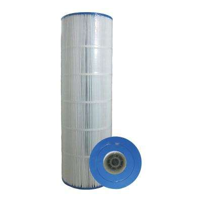 8000 Series 8-15/16 in. Dia x 28-3/16 in. 175 sq. ft. Replacement Filter Cartridge with 4 in. Opening