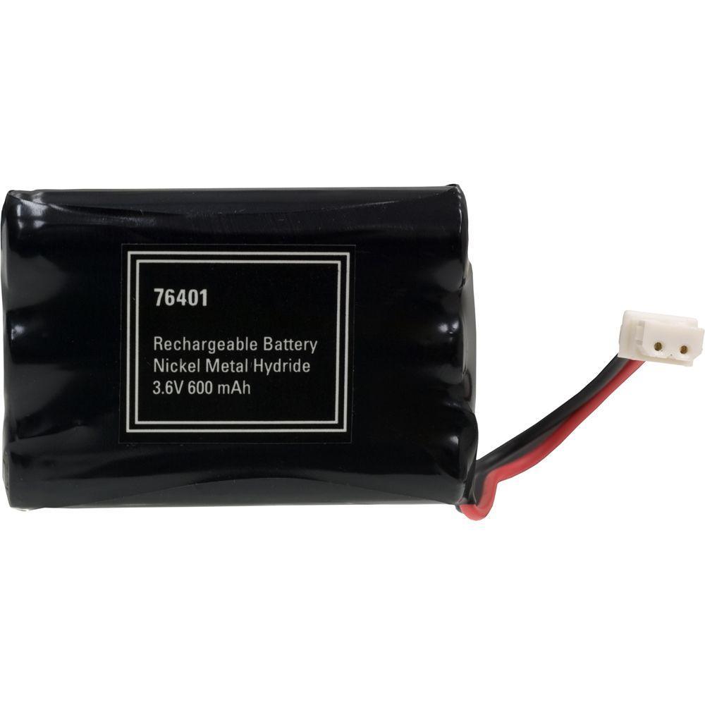 3.6 Volt 600mAh Ni-MH Cordless Phone Battery