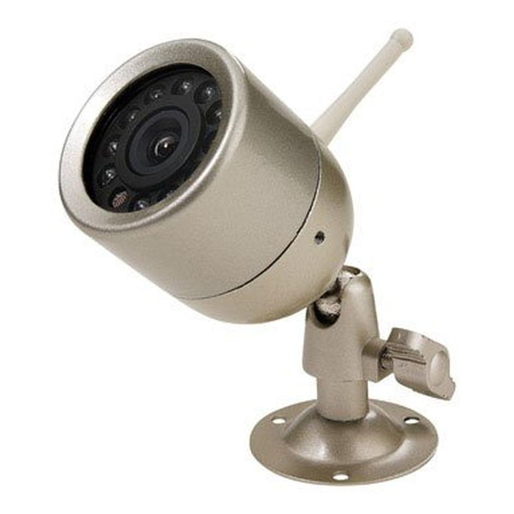 First Alert Wireless 380 TVL Indoor/Outdoor Surveillance Camera