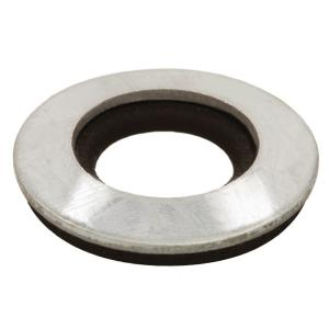 Everbilt 5/16 inch Galvanized Bonded Sealing Washers (4-Pieces) by Everbilt