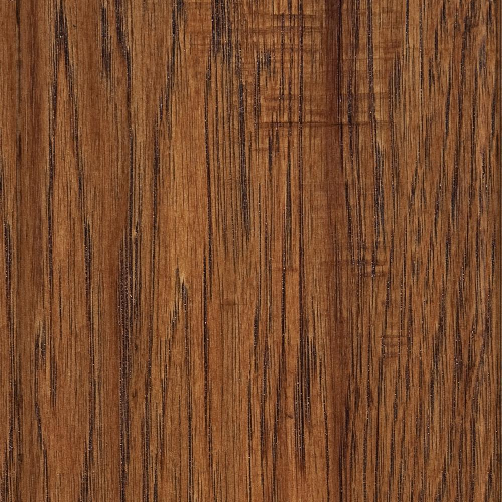 Distressed Kinsley Hickory 3/8 in. Thick x 5 in. Wide x