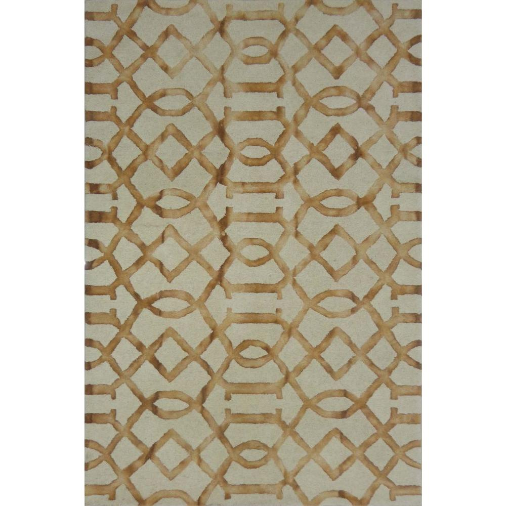 what is the best paint for kitchen cabinets safavieh dip dye ivory camel 5 ft x 8 ft area rug 28294