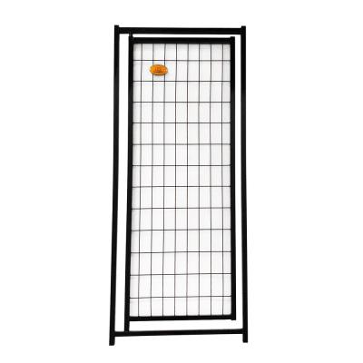 22.5 in. W x 57.75 in. H Dog Kennel Gate Panel