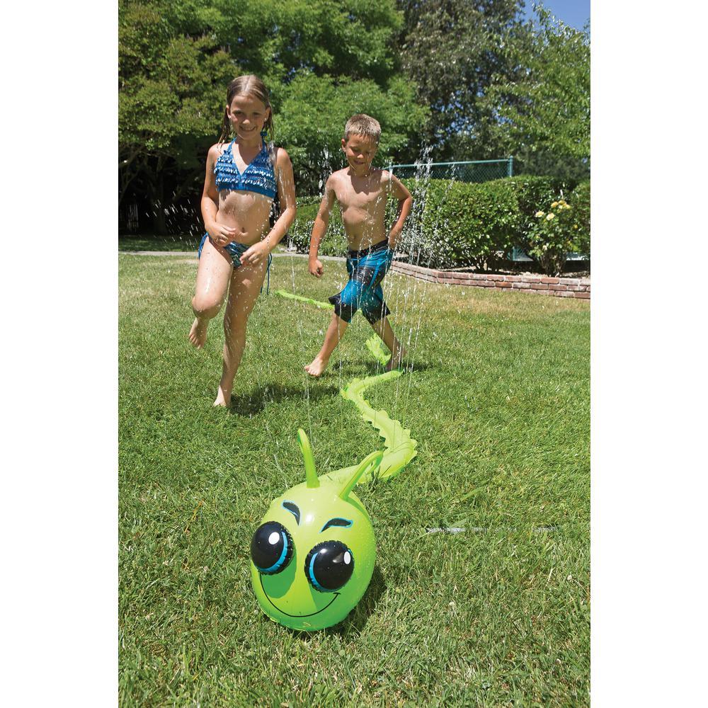 Caterpillar Water Sprinkler