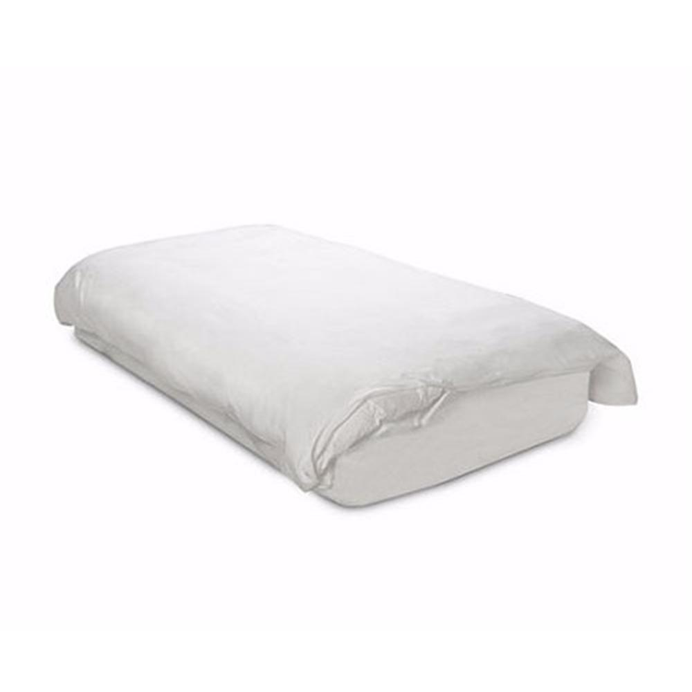 Bedcare All Cotton Mite White King Comforter Cover 101