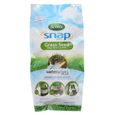 Snap Pac 7 lb. Tall Fescue Grass Seed