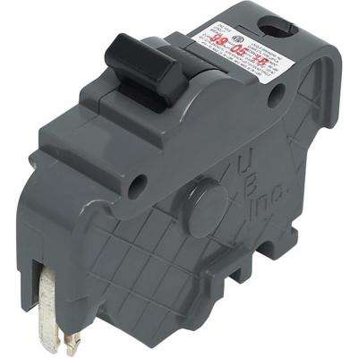 New UBIF Thick 20 Amp 1 in. 1-Pole Federal Pacific Stab-Lok NA120 Replacement Circuit Breaker