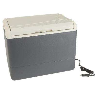 40 Qt. Thermoelectric Cooler with 120-Volt Adapter