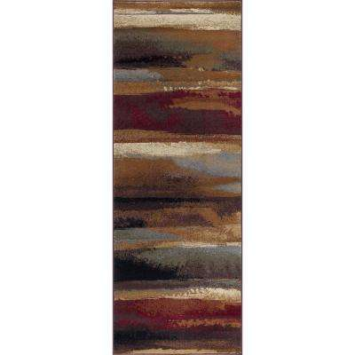 Festival Multi 3 ft. x 7 ft. Runner Rug