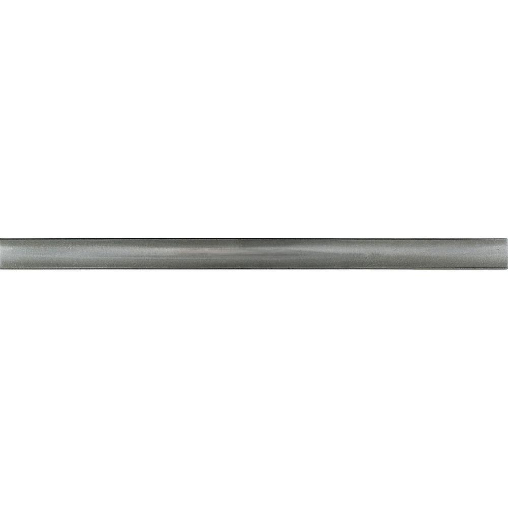 Urban Metals Stainless 3/4 in. x 12 in. Composite Liner Trim