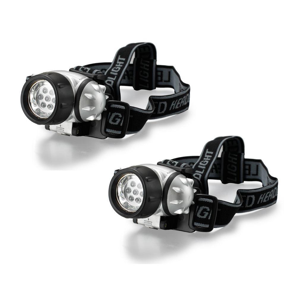 Think Tank LED Headlamp 2-Pack