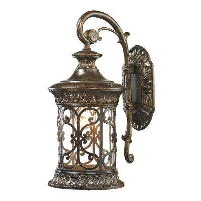 Traditional outdoor sconces 4 up titan lighting outdoor marius collection 1 light hazelnut bronze outdoor sconce aloadofball Gallery