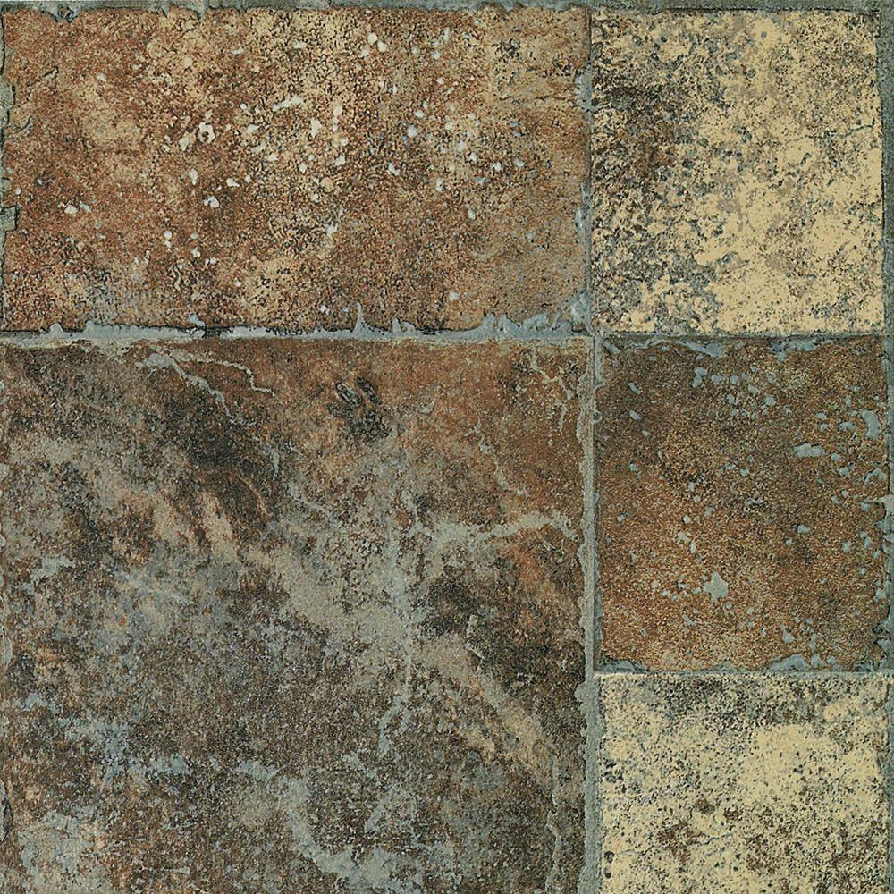 Aged Terracotta Laminate Flooring - 5 in. x 7 in. Take