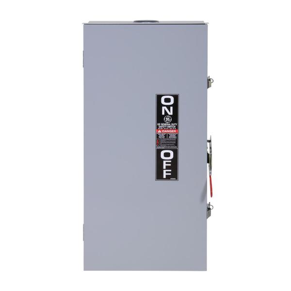 200 Amp 240-Volt Fusible Outdoor General-Duty Safety Switch