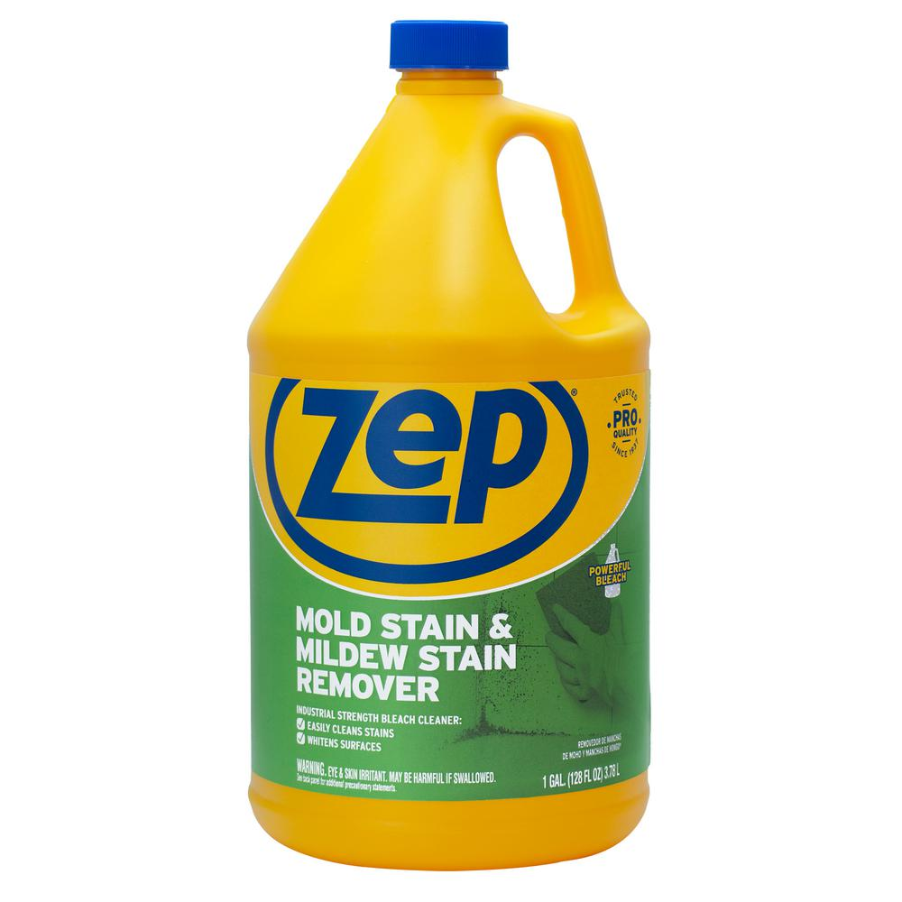 Zep 1 Gallon Mold Stain And Mildew Remover