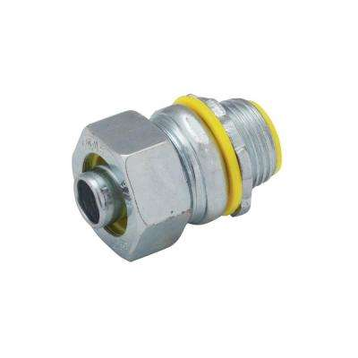 Liquidtight 1 in. Insulated Connector (10-Pack)