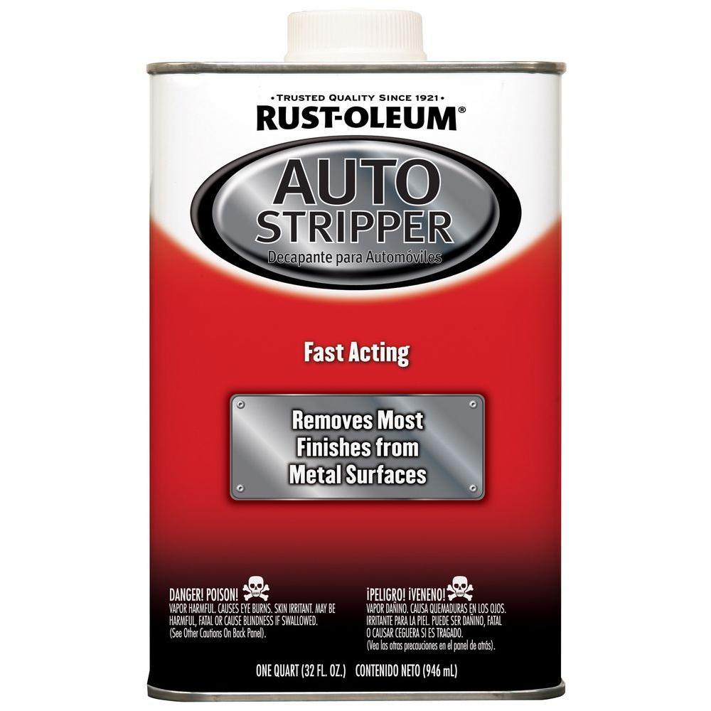 1 qt. Auto Stripper (4-Pack)