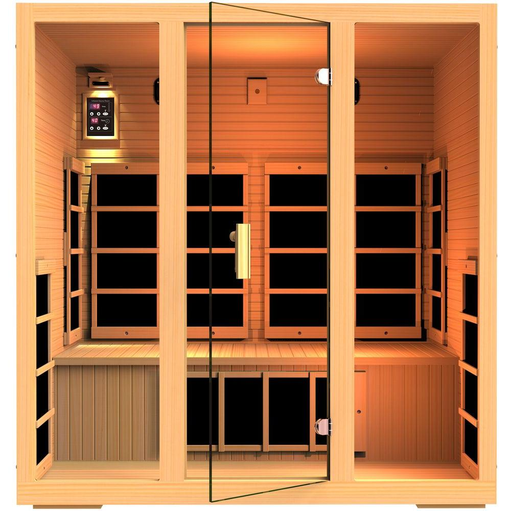 Joyous 4 Person Far Infrared Sauna