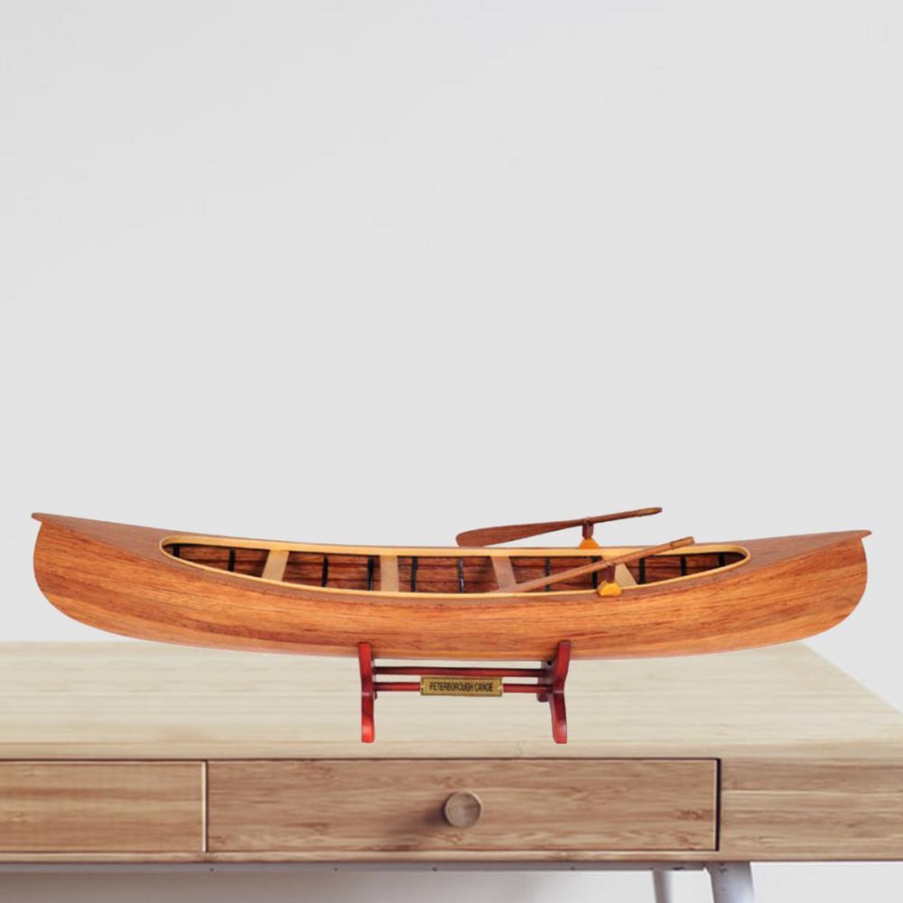 Homeroots Dahlia Abstract Peterborough Canoe 364263 The Home Depot