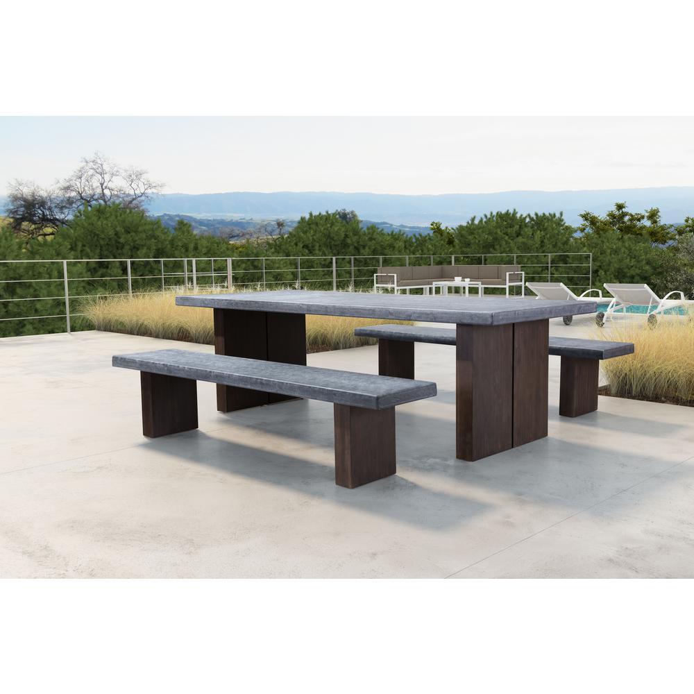 Windsor Wood Outdoor Bench