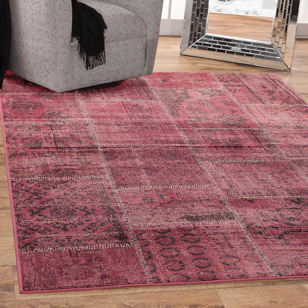 Sams international sonoma old world raspberry 7 ft 10 in for International home decor rugs