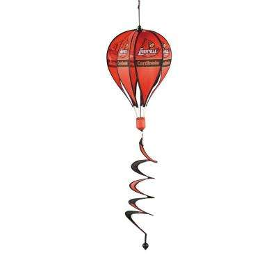 NCAA Louisville Cardinals Hot Air Balloon Spinner