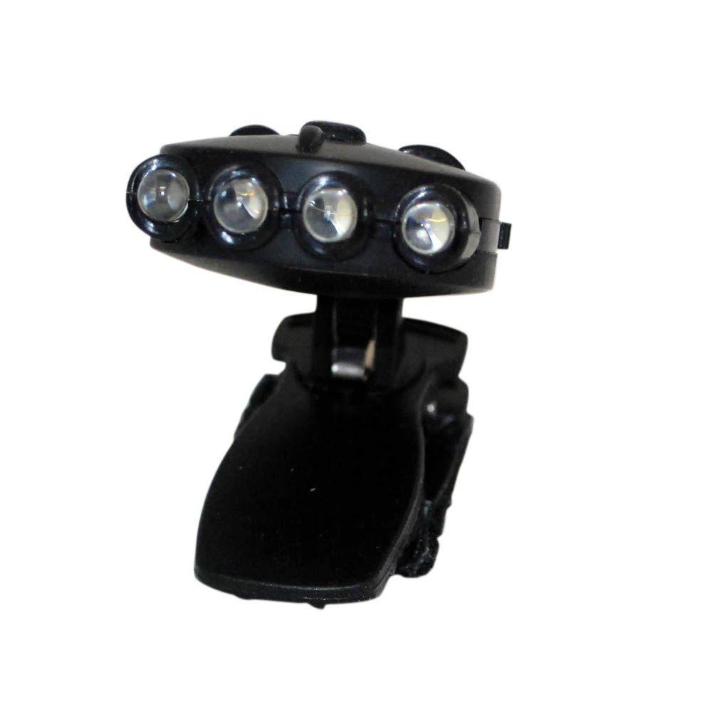 Personal Helmet Clip Light