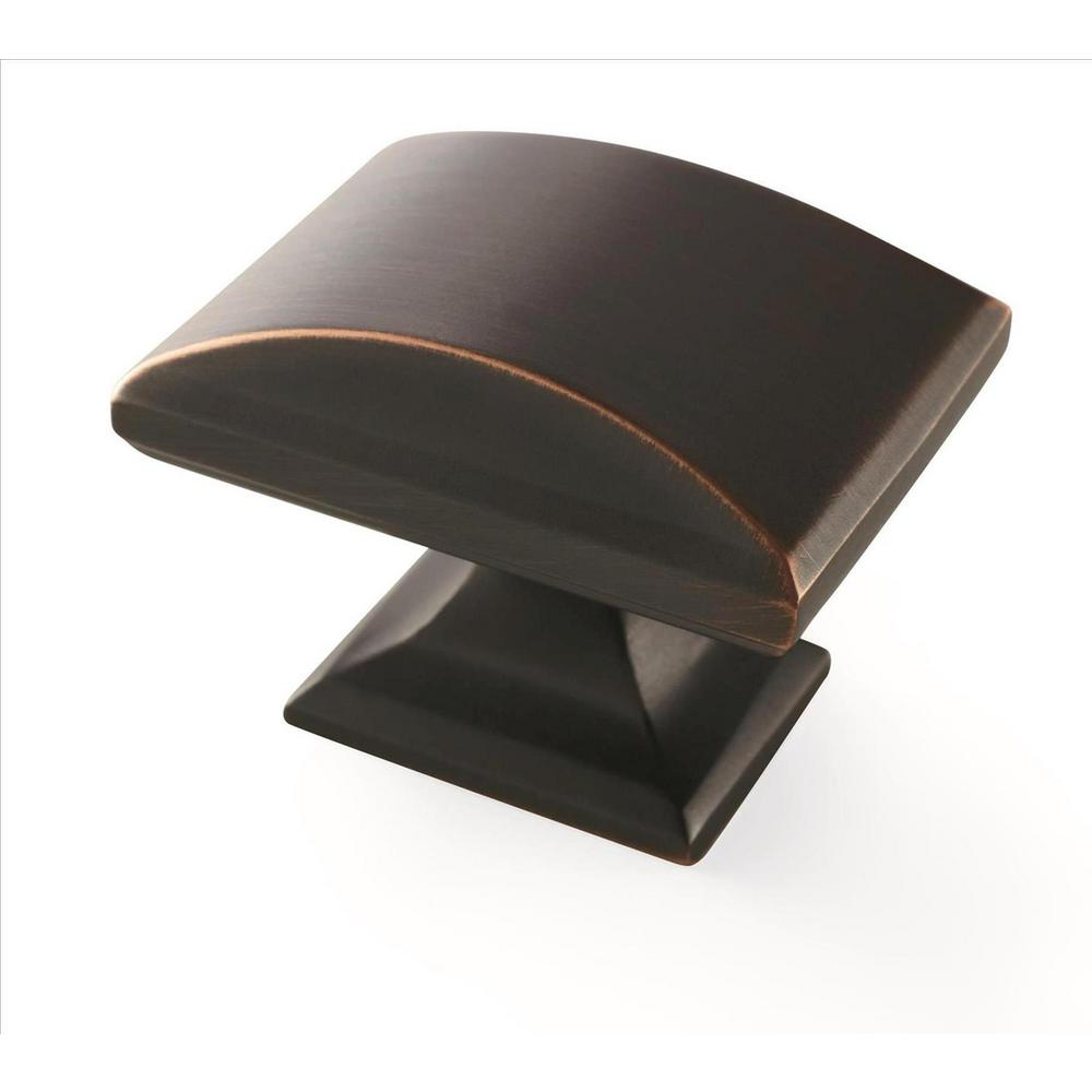 Amerock Candler 1 1 2 In 38 Mm Oil Rubbed Bronze