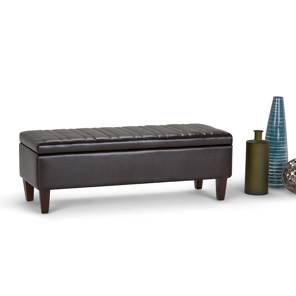 Admirable Brooklyn Max Sullivan 48 Inch Wide Contemporary Rectangle Creativecarmelina Interior Chair Design Creativecarmelinacom