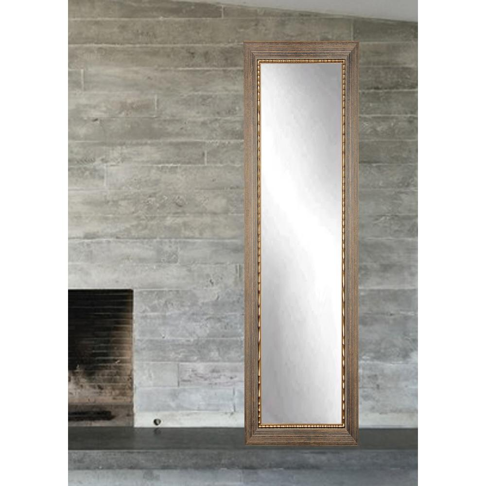 Bronze Wood Trail Full Length Mirror