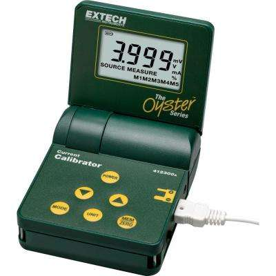 Current Calibrator/Meter with NIST