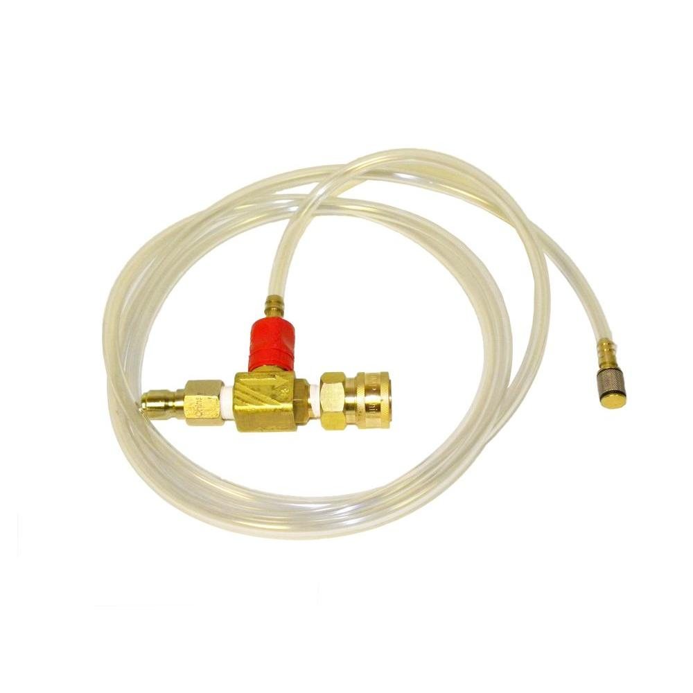 Simpson High Pressure Chemical Injector for Gas Pressure Washer-7200232 - The Home Depot