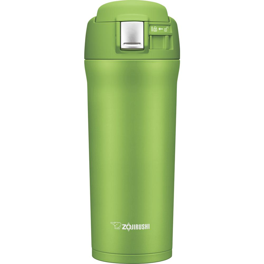 Zojirushi Vacuum Insulated Travel Mug Lime Green Sm Yae48ga The Home Depot
