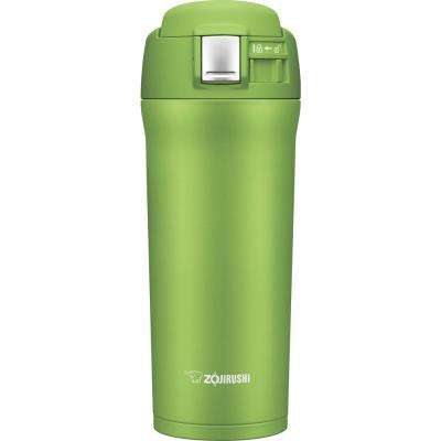 Vacuum Insulated Travel Mug Lime Green